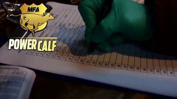 MFA Incorporated Power Calf TV Spot, 'Data Entry' - Thumbnail 3