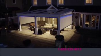 Four Seasons Sunrooms TV Spot, 'Let Freedom In: 40 Percent' - Thumbnail 5