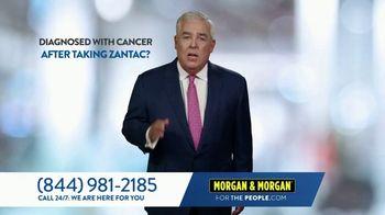 Morgan & Morgan Law Firm TV Spot, 'Heartburn Medication: Cancer' - Thumbnail 1