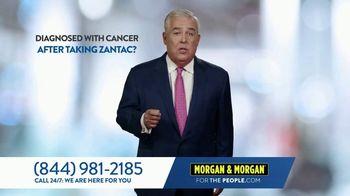 Morgan & Morgan Law Firm TV Spot, 'Heartburn Medication: Cancer' - Thumbnail 2