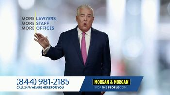 Morgan & Morgan Law Firm TV Spot, 'Heartburn Medication: Cancer' - Thumbnail 7