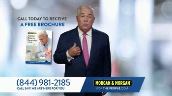 Morgan & Morgan Law Firm TV Spot, 'Heartburn Medication: Cancer' - Thumbnail 9