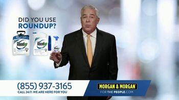 Morgan & Morgan Law Firm TV Spot, 'Weed Killer: Cancer' - Thumbnail 5