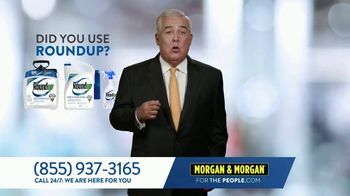 Morgan & Morgan Law Firm TV Spot, 'Weed Killer: Cancer' - Thumbnail 9