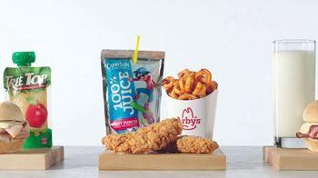 Arby's $1 Kid's Meal TV Spot, 'Arbys Says' Song by YOGI - Thumbnail 1