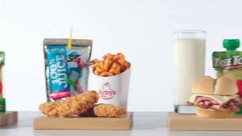 Arby's $1 Kid's Meal TV Spot, 'Arbys Says' Song by YOGI - Thumbnail 2