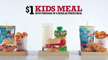 Arby's $1 Kid's Meal TV Spot, 'Arbys Says' Song by YOGI - Thumbnail 9
