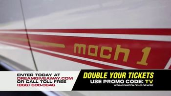 Dream Giveaway TV Spot, 'Mustang Mach I' - Thumbnail 2