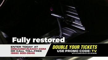 Dream Giveaway TV Spot, 'Mustang Mach I' - Thumbnail 3