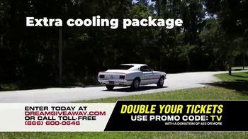 Dream Giveaway TV Spot, 'Mustang Mach I' - Thumbnail 5