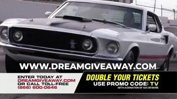 Dream Giveaway TV Spot, 'Mustang Mach I'