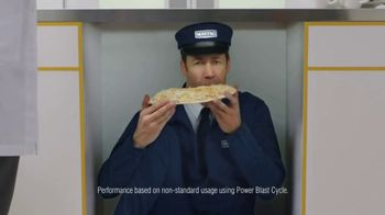 Maytag TV Spot, 'Pizza Maytag Man'