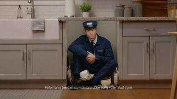 Maytag TV Spot, 'Pizza Maytag Man' - Thumbnail 4