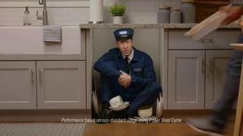 Maytag TV Spot, 'Pizza Maytag Man' - Thumbnail 5