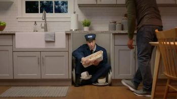 Maytag TV Spot, 'Pizza Maytag Man' - Thumbnail 6