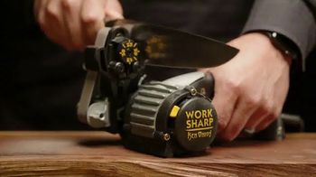 Work Sharp TV Spot, 'Sportsman Channel: Keep Your Knives and Tools Sharp'