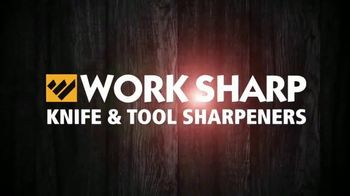 Work Sharp TV Spot, 'Sportsman Channel: Keep Your Knives and Tools Sharp' - Thumbnail 1