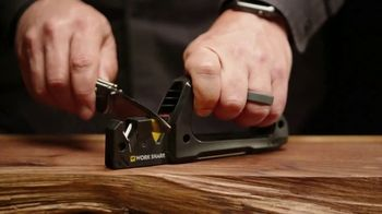 Work Sharp TV Spot, 'Sportsman Channel: Keep Your Knives and Tools Sharp' - Thumbnail 4