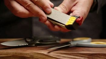 Work Sharp TV Spot, 'Sportsman Channel: Keep Your Knives and Tools Sharp' - Thumbnail 6