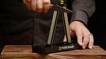 Work Sharp TV Spot, 'Sportsman Channel: Keep Your Knives and Tools Sharp' - Thumbnail 7