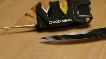 Work Sharp TV Spot, 'Sportsman Channel: Keep Your Knives and Tools Sharp' - Thumbnail 8