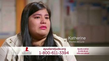 St. Jude Children's Research Hospital TV Spot, 'Luis' [Spanish] - Thumbnail 3