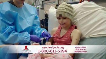St. Jude Children's Research Hospital TV Spot, 'Luis' [Spanish] - Thumbnail 4