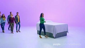 Purple Mattress SoftStretch Sheets TV Spot, 'Introducing' - Thumbnail 2