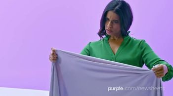 Purple Mattress SoftStretch Sheets TV Spot, 'Introducing'