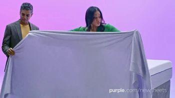 Purple Mattress SoftStretch Sheets TV Spot, 'Introducing' - Thumbnail 6