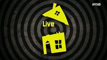 Effectv TV Spot, 'AXS TV: Live From Daryl's House' Feat. Jason Mraz, Elle King, Aloe Blacc - Thumbnail 1