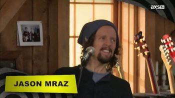 Effectv TV Spot, 'AXS TV: Live From Daryl's House' Feat. Jason Mraz, Elle King, Aloe Blacc - Thumbnail 2