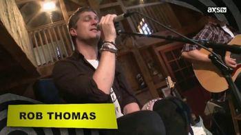 Effectv TV Spot, 'AXS TV: Live From Daryl's House' Feat. Jason Mraz, Elle King, Aloe Blacc