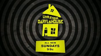 Effectv TV Spot, 'AXS TV: Live From Daryl's House' Feat. Jason Mraz, Elle King, Aloe Blacc - Thumbnail 6