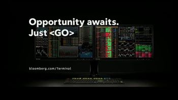 Bloomberg L.P. Terminal TV Spot, 'Opportunity Awaits' - Thumbnail 8