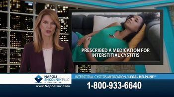 Napoli Shkolnik PLLC TV Spot, 'Interstitial Cystitis'