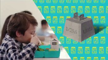 Ford Focus on Child Hunger TV Spot, 'Peanut Butter Drive: 5.9 Million Sandwiches Served' - Thumbnail 2