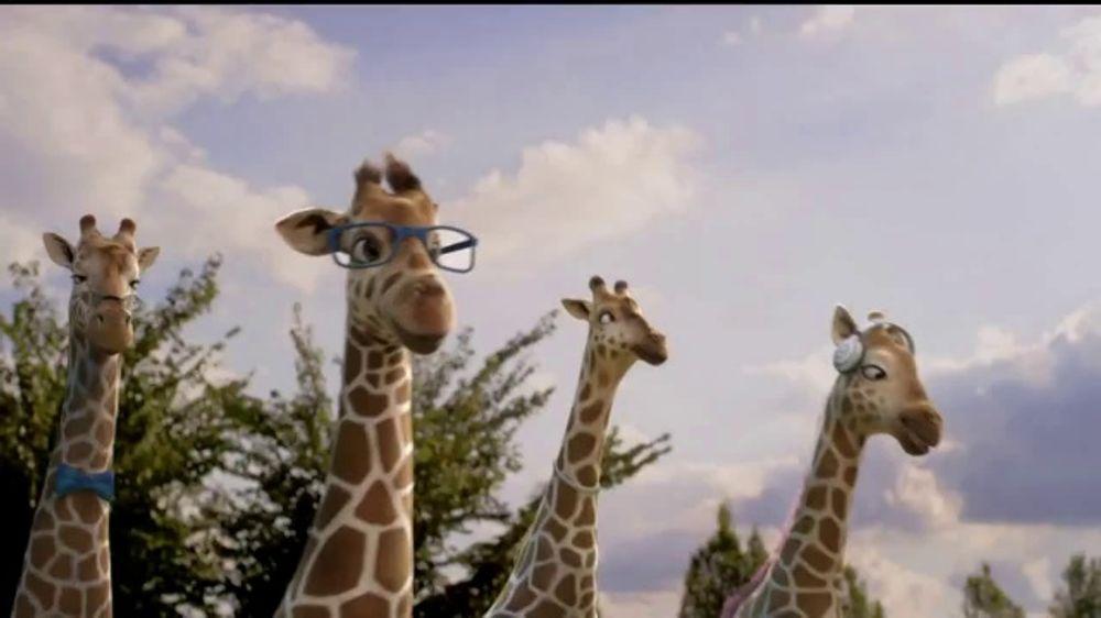 Ark Encounter TV Commercial, 'Giraffes: Reopening'