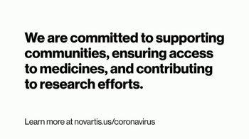 Novartis TV Spot, 'Finding New Ways Forward' - Thumbnail 10