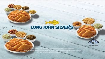 Long John Silver's Family Meals TV Spot, 'Mealtime Mutiny: Delivery Options' - Thumbnail 6