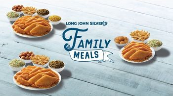 Long John Silver's Family Meals TV Spot, 'Mealtime Mutiny: Delivery Options'