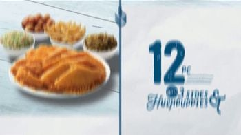 Long John Silver's Family Meals TV Spot, 'Mealtime Mutiny: Delivery Options' - Thumbnail 4