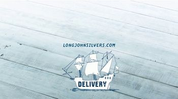 Long John Silver's Family Meals TV Spot, 'Mealtime Mutiny: Delivery Options' - Thumbnail 5