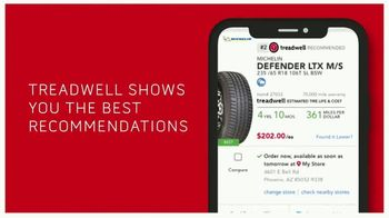 Discount Tire TV Spot, 'Find Your Perfect Tire in Five Minutes'