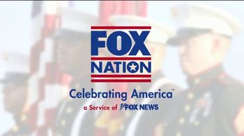 FOX Nation TV Spot, 'Celebrating Military' - Thumbnail 1