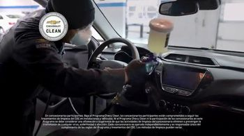 Chevrolet TV Spot, 'Chevy Cares: el camino despejado' [Spanish] [T2] - Thumbnail 4