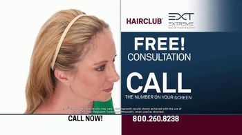 Hair Club EXT Extreme Hair Therapy TV Spot, 'Get Your Real Hair Back' Ft. Forrest Griffin - Thumbnail 10