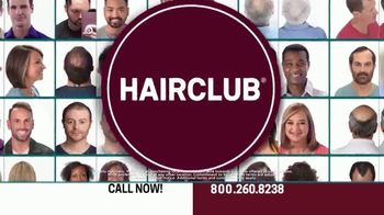 Hair Club EXT Extreme Hair Therapy TV Spot, 'Get Your Real Hair Back' Ft. Forrest Griffin - Thumbnail 9