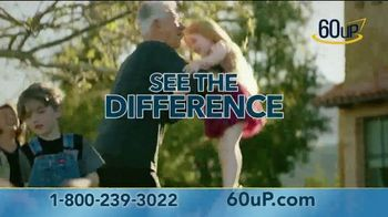 60uP TV Spot, 'One Out of Three' Featuring Bob Eubanks - Thumbnail 6