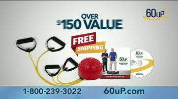 60uP TV Spot, 'One Out of Three' Featuring Bob Eubanks - Thumbnail 9